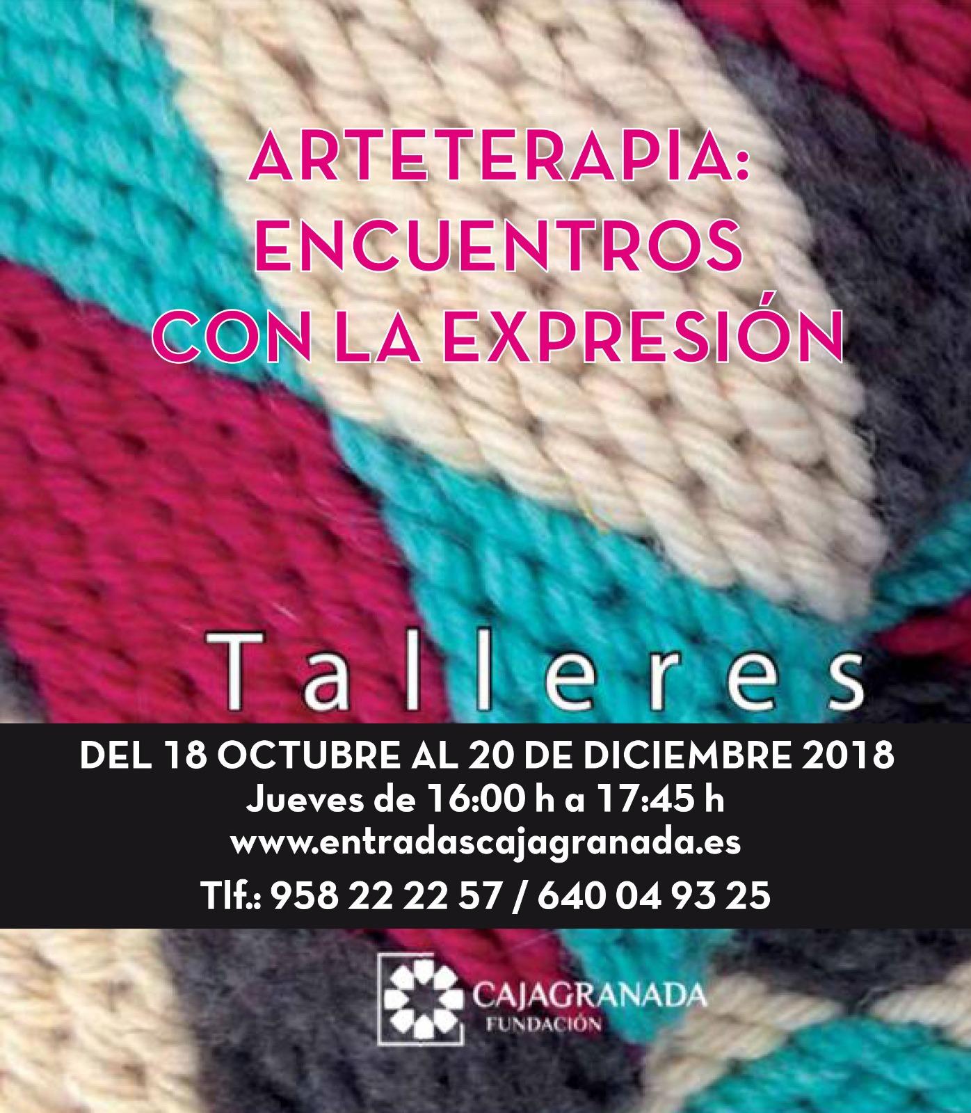 Arteterapia Mueso de la Memoria de Andalucía. Caja Granada