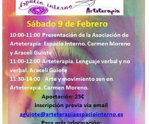 Asociación de Arteterapia: Jornadas de puertas abiertas