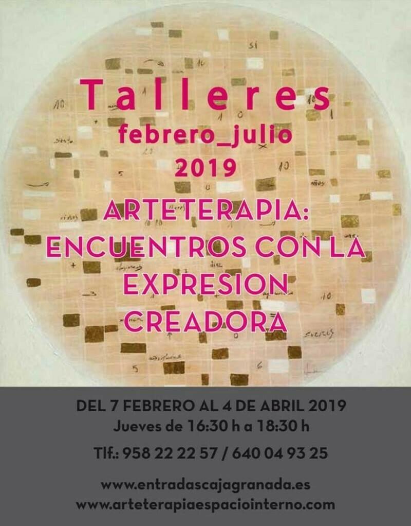 Arteterapia: Museo de la Memoria de Andalucía, Caja Granada