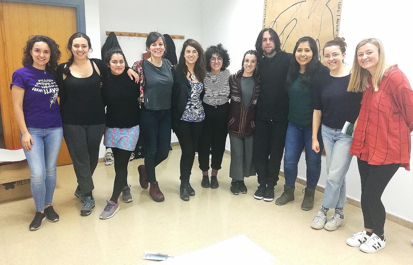 Arteterapia y GEMMA Máster Erasmus Mundus en Estudios de las Mujeres y de  Género