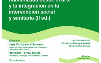 ARTE Y SALUD: UNA MIRADA HUMANIZADA DESDE EL ARTE Y LA INTEGRACIÓN EN LA INTERVENCIÓN SOCIAL Y SANITARIA (II ed)